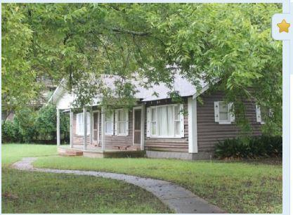 'The Cabin in the City' - Primrose Creole Cabin - 'Cabin In The City' - Natchitoches - rentals
