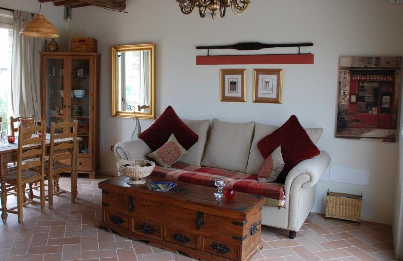 Cottage Sereno Lounge - Bellavallone - Great for Groups -  Views and Pool - San Ginesio - rentals