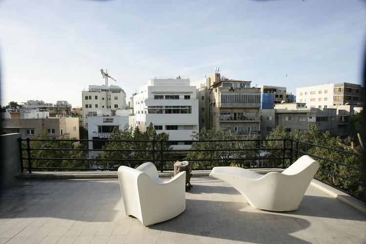 Amazing villa roof on Rothchild - Image 1 - Gedera - rentals