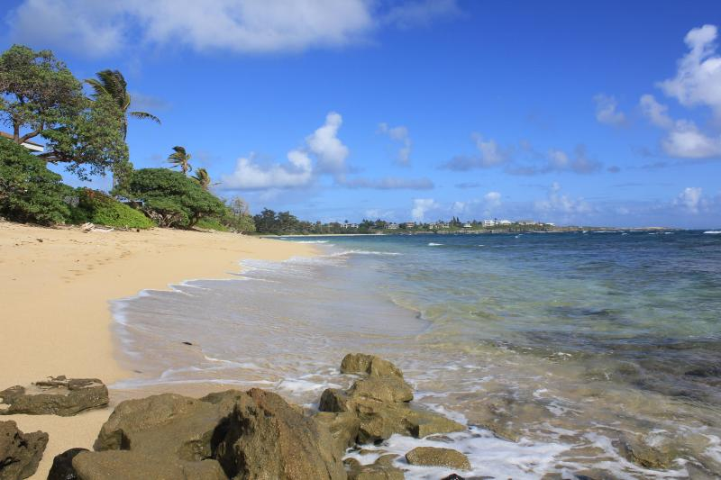 Laie Beach - Large Ocean View Studio with Private Beach Access - Laie - rentals