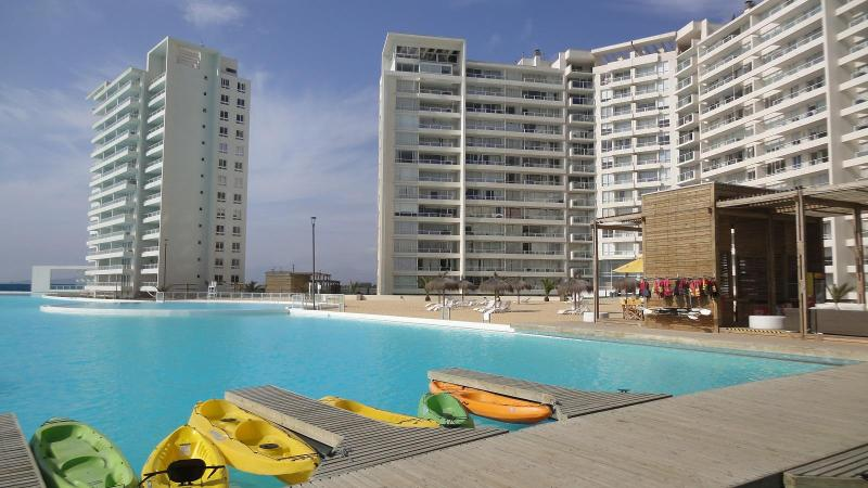 Resort Laguna del Mar 2 bedrooms with sea view - Image 1 - La Serena - rentals