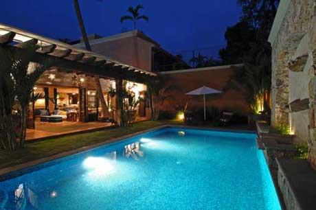 Avail New Years Week!! Luxe Villa Steps to Beach!! - Image 1 - Bucerias - rentals