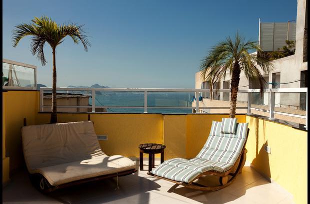 RioBeachRentals - Beach Therapy Penthouse #305 - Image 1 - Ipanema - rentals