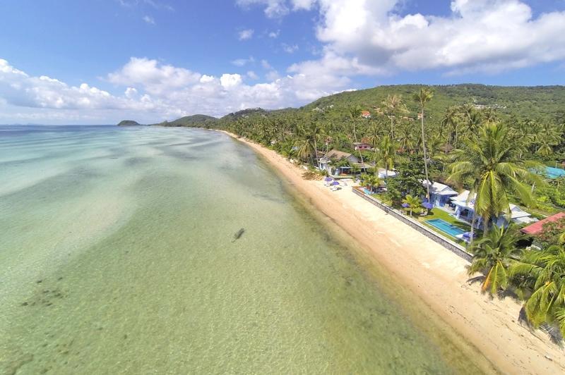 Le Beach Villa - stunning - Le Beach Villa with Private Pool & Beach - Koh Samui - rentals
