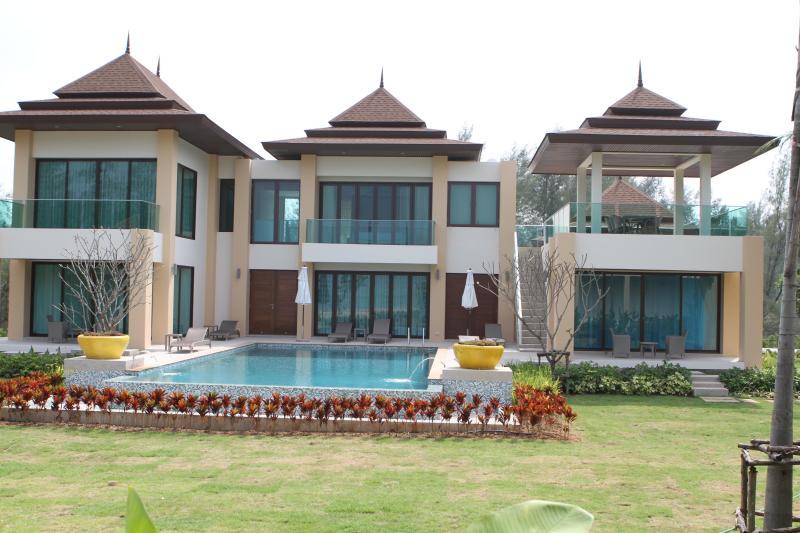 General view - Ataman Luxury Two Storey Villa 3 bedrooms B2 - Ko Kho Khao - rentals