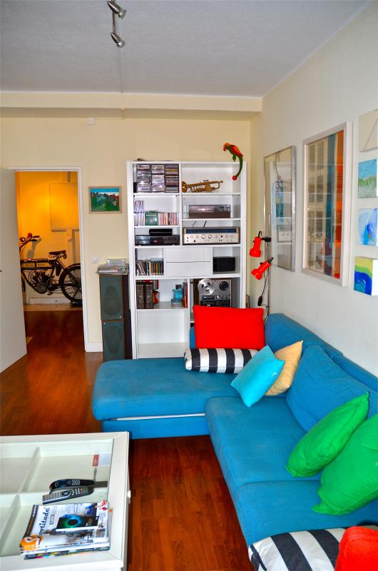 Central Lisbon Museum Apartment - Image 1 - Leiria - rentals