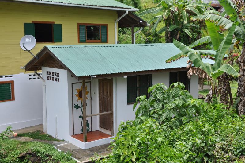 Tadpoles (Toad Hall next-door) - Tadpoles, Castara, Tobago. - Castara - rentals