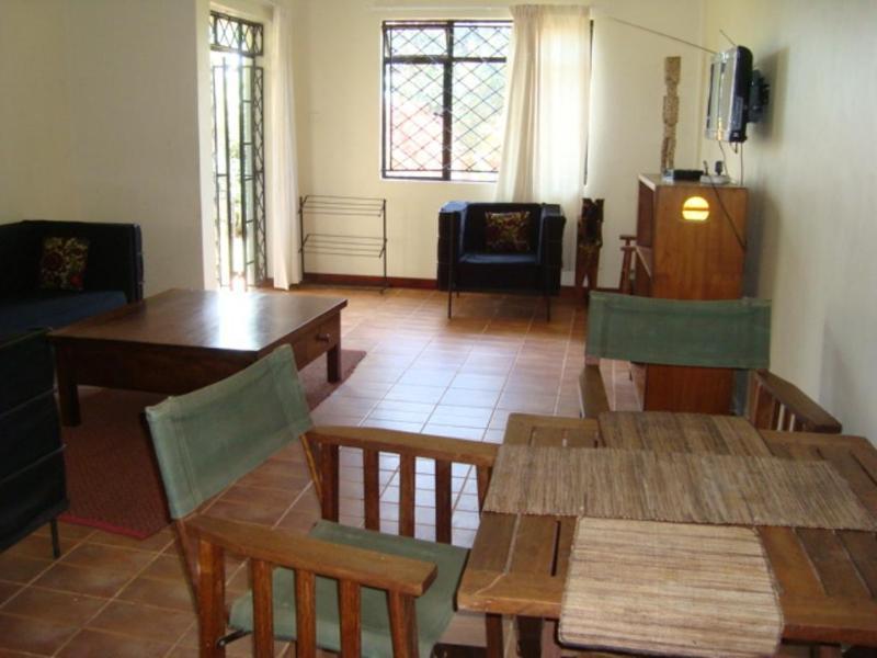 Living room - Soho Greens Apartment Four - Kampala - rentals