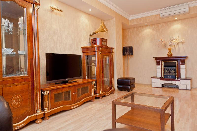 Perfect apartment on Arbat - Image 1 - Moscow - rentals