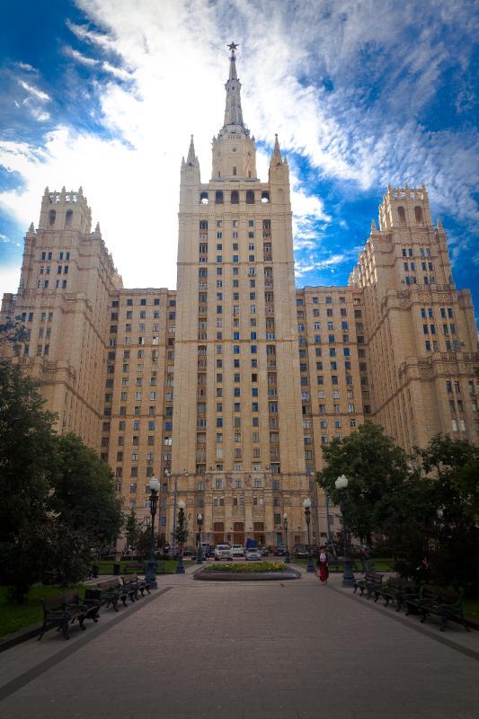 KP.Legendary skyscraper Barrikadnay - Image 1 - Moscow - rentals