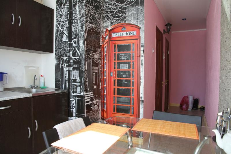 Modern apartment on Arbat - Image 1 - Moscow - rentals