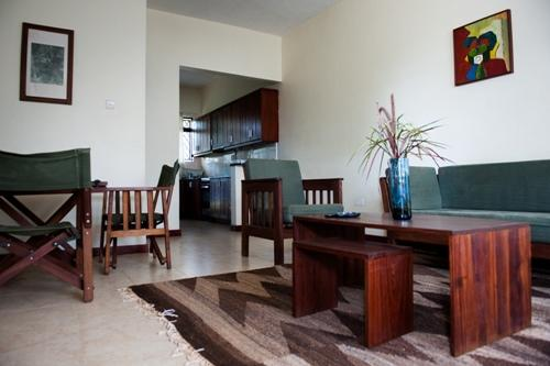 Spacious living rooms - Soho Greens Apartment Three - Kampala - rentals
