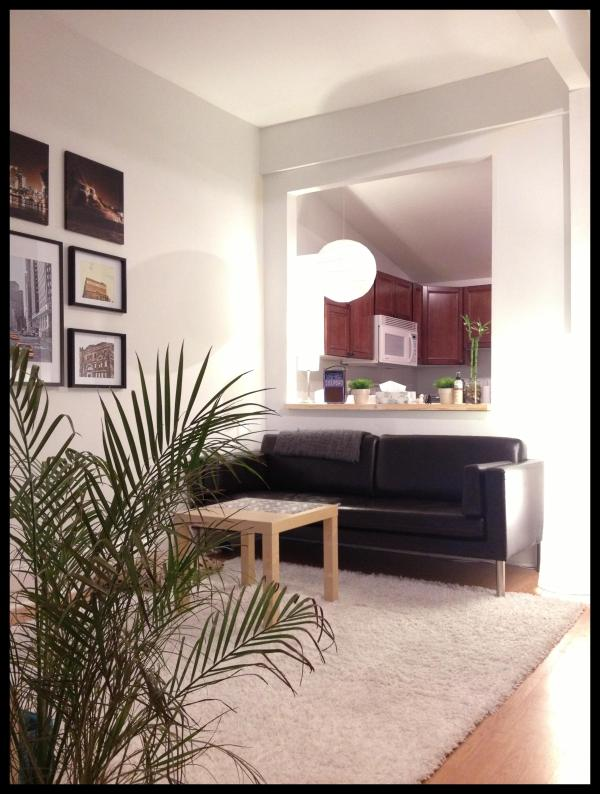 Living Room - Modern 3BR Downtown Vacation Home - Winnipeg - rentals