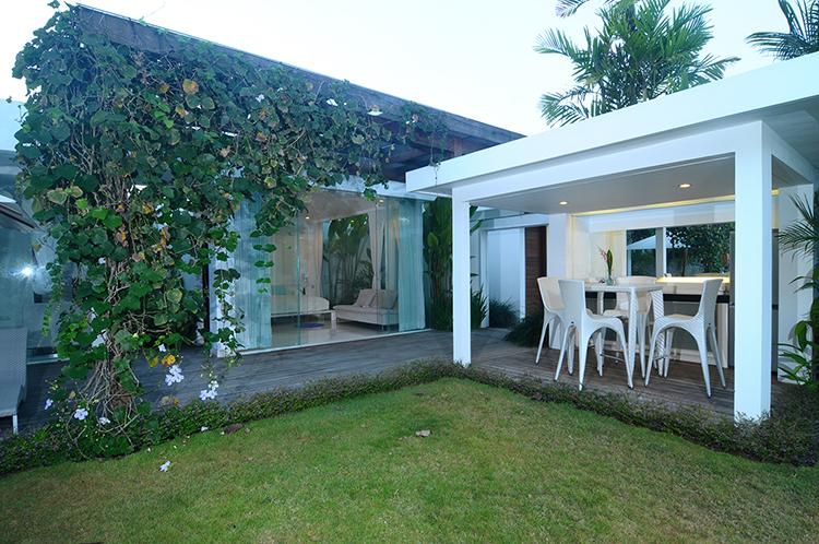 Outdoor - Boutique Room Garden View 2 - Kerobokan - rentals