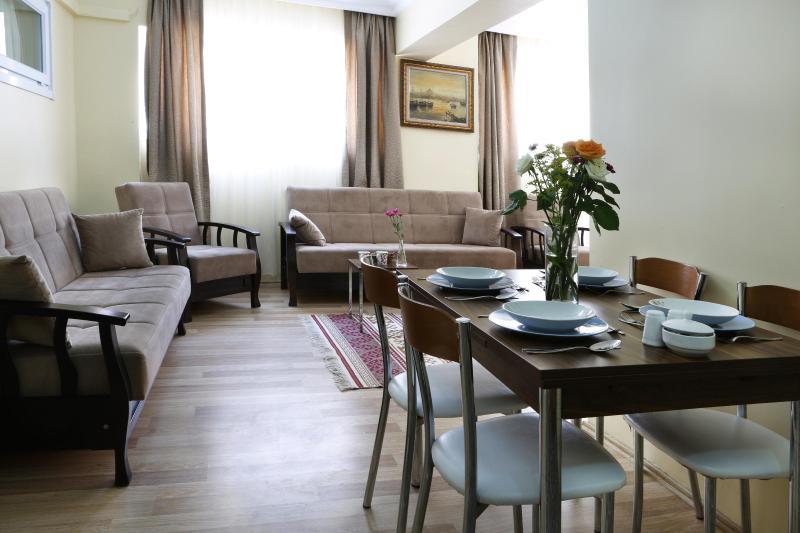 Sultanahmet - Istanbul, 2 BR Apt, 80 Sqm, GRFL - Image 1 - Istanbul - rentals