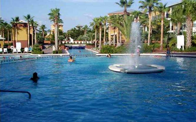 3Bed Condo w/Huge Pool by Beach! Frm $85 pn! - Image 1 - Seaside - rentals