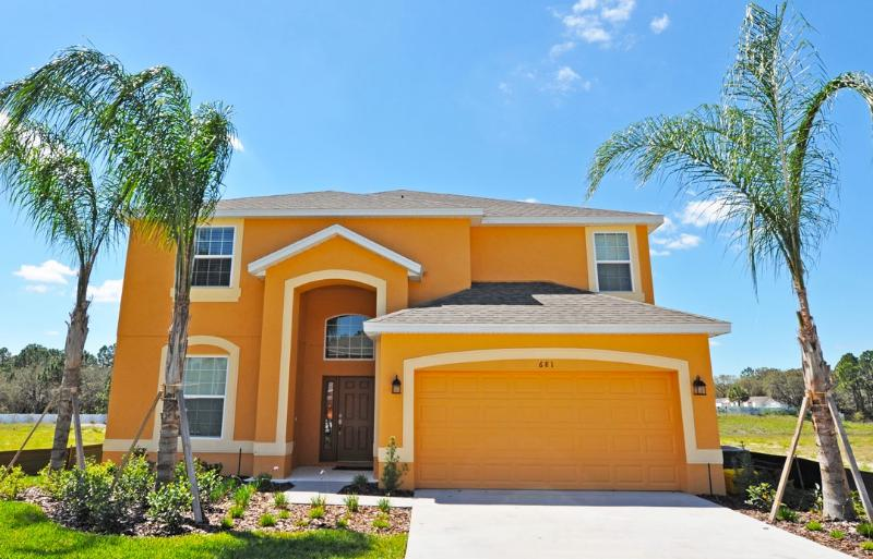 Beautiful New 6Bed/5.5Bath Pool Home,Jac,GR,Int! - Image 1 - Orlando - rentals