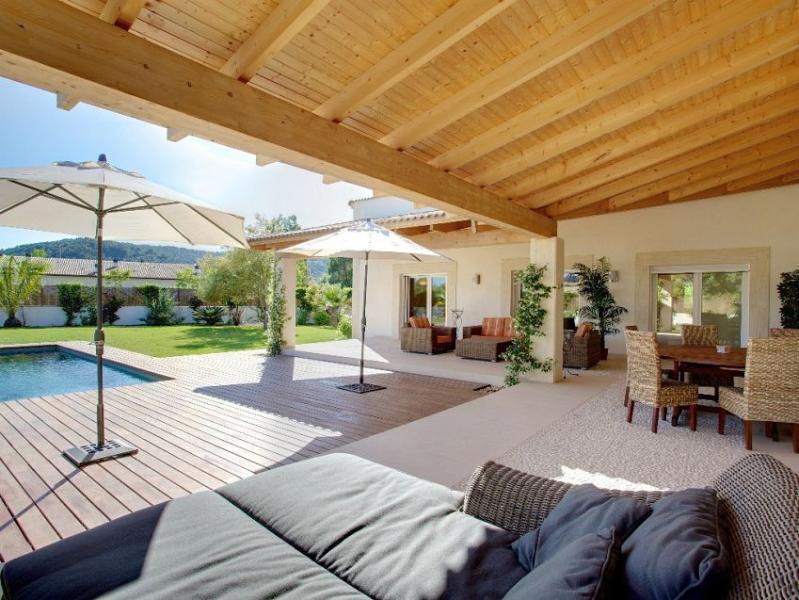 Villa Alba - Image 1 - Sa Pobla - rentals
