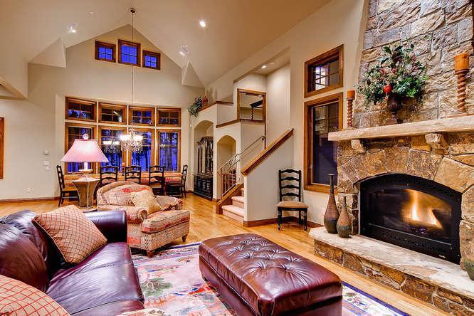 Peak 8 Estate - Ski access, shuttle, pool table - Image 1 - Breckenridge - rentals