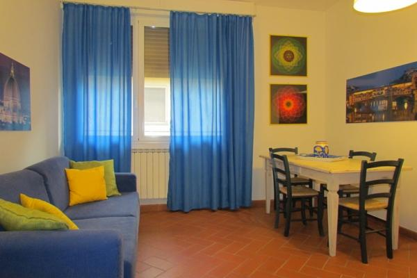 CR112bFlorence - Apartment Borgo Paula - Image 1 - Florence - rentals