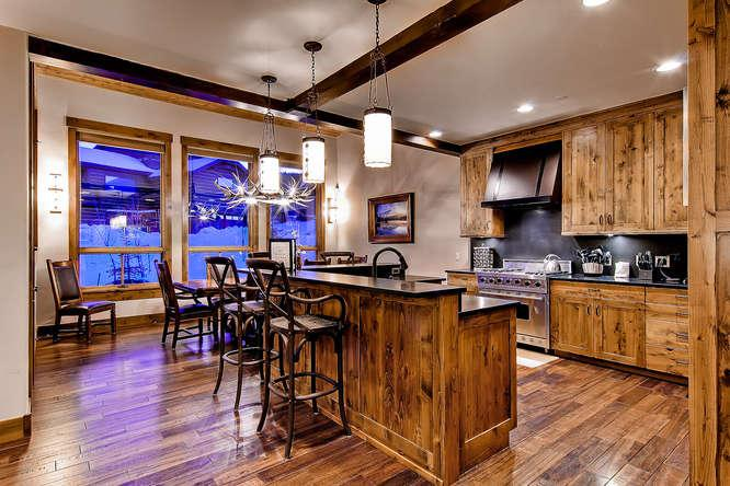 Retreat at Lewis Ranch - Ski Access, Hot Tub - Image 1 - Copper Mountain - rentals