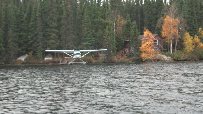 View from lake - Remote Canadian Fishing Adventure - Lynn Lake - rentals