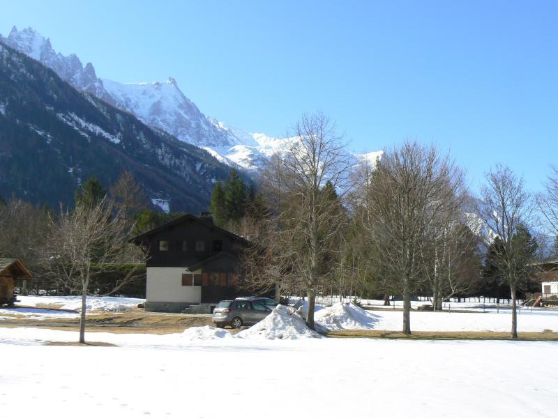 spring - location of the chalet in chamonix - Les Praz-de-Chamonix - rentals