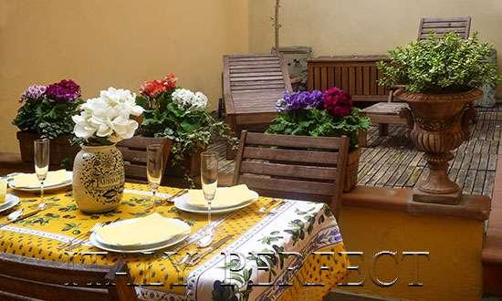 Perfect Terrace & Garden in a Favorite Foodie Neighborhood - Quercia - Image 1 - Florence - rentals
