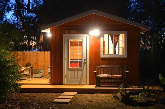 Twilight Glow - Very Cozy :-) - TINY HOME NEAR BEACH - Encinitas - rentals