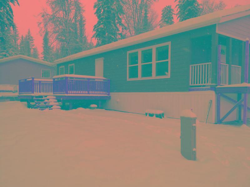 A Winter View - Mardals Hideaway #1 (3 Bedroom) - Golden - rentals