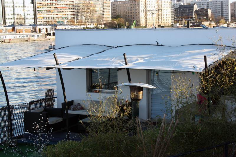 (135m²) Incredible Loft boat on the river Seine - Image 1 - Hauts-de-Seine - rentals