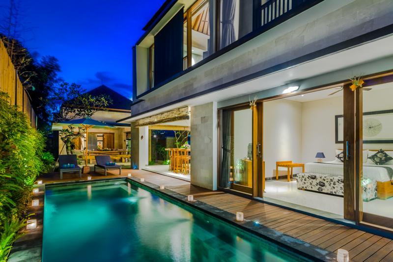 exterior - Villa Taksu Tiga - Denpasar - rentals