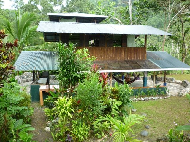 Jungle home in the reserve of Corcovado N. Park - Image 1 - Osa - rentals