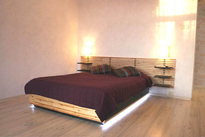 bedroom - Spacy  apartment  near Moscow State University - Moscow - rentals