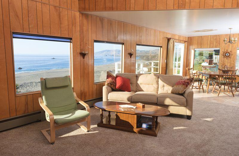 The Beach House over Wright's Beach - Oceanfront - Image 1 - Bodega Bay - rentals