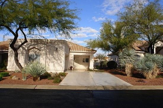 Beautiful Patio Home On Golf Course in Oro Valley - Image 1 - Tucson - rentals