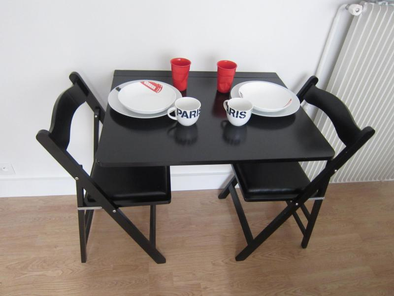 Table for two - Studio / Palais des Congrès, Porte Maillot PARIS - Neuilly-sur-Seine - rentals