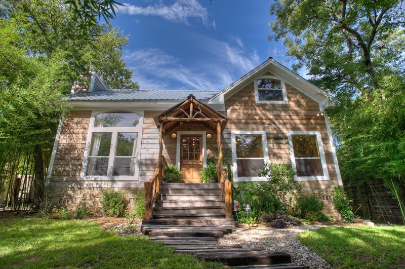 the Zilker Cabin, Austin Texas - Zilker Cabin in Austin, Texas (Central Austin) - Austin - rentals