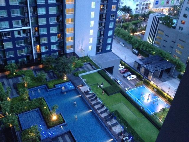 1 Bed Fully Furnished Condo with free wifi, 10 minute walk to Onnut  BTS station - Image 1 - Bangkok - rentals