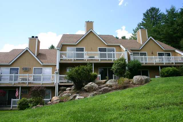 front - Mountainside Resort K-202 - Stowe - rentals