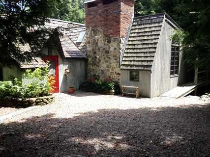 front - Fox Hollow - Stowe - rentals