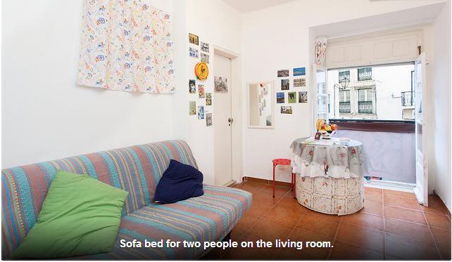 New! 3 Balconies in Alfama! - Image 1 - Leiria - rentals