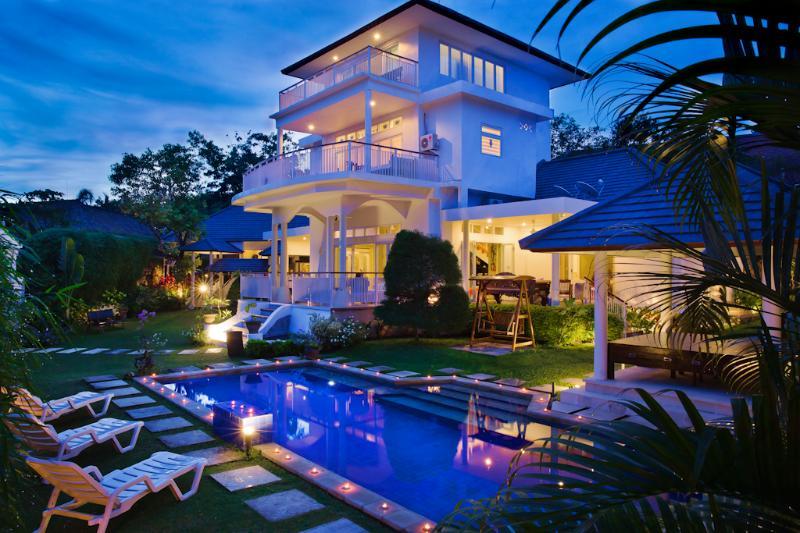 Overview - Villa Lakshmi - Benoa - rentals