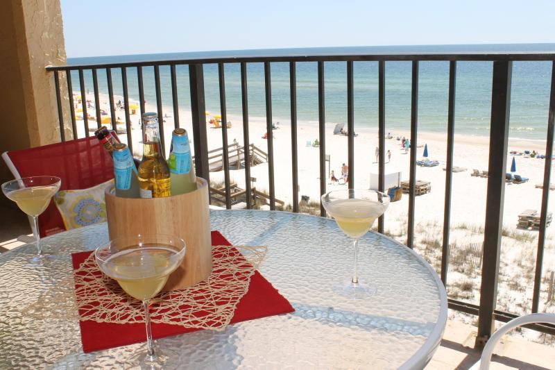 Beautiful up close beachfront. - Spectacular 4th Floor View, Right On The Beach! - Perdido Key - rentals