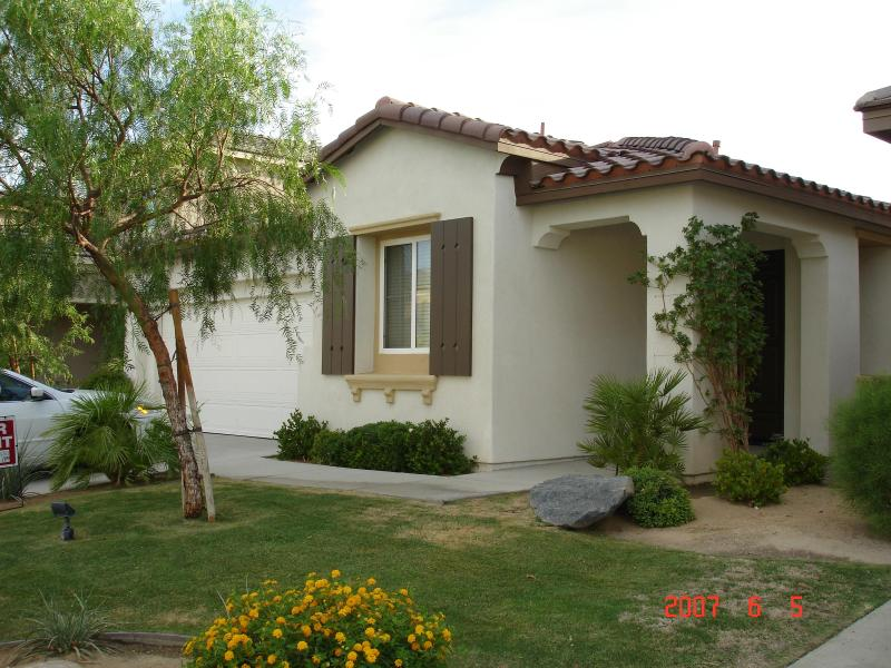 Palm Springs Vacation Home in Gated Community - Image 1 - Cathedral City - rentals