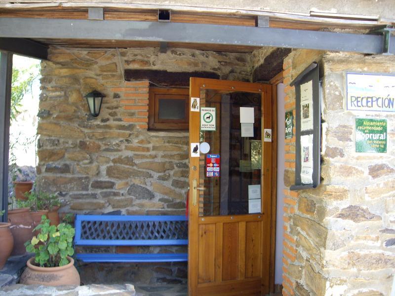 Recepcion - Casita Estudios para 2 personas en Parque Naturall - La Acena de la Borrega - rentals