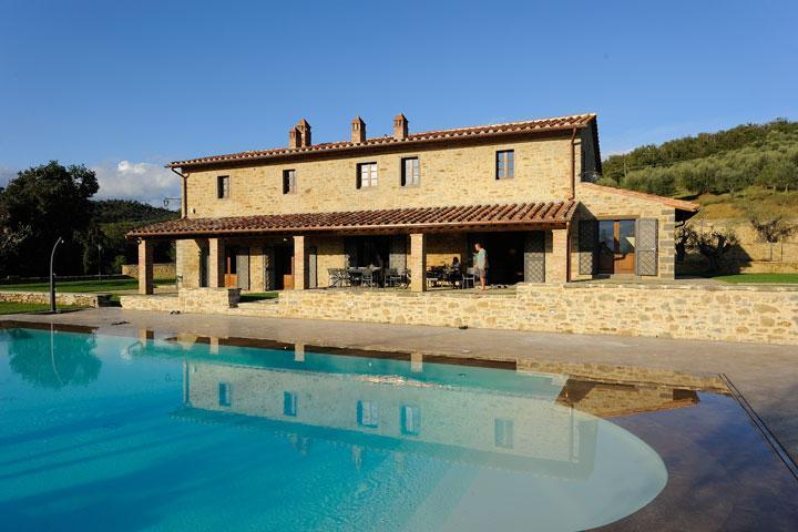 Villa Fonticchio  Fontanicchio Tuoro sul Trasimeno - Image 1 - Favaro - rentals