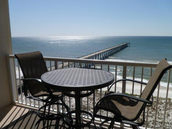 Summerwind 903E Balcony - Summerwind Resort on Navarre Beach 903E - Navarre - rentals