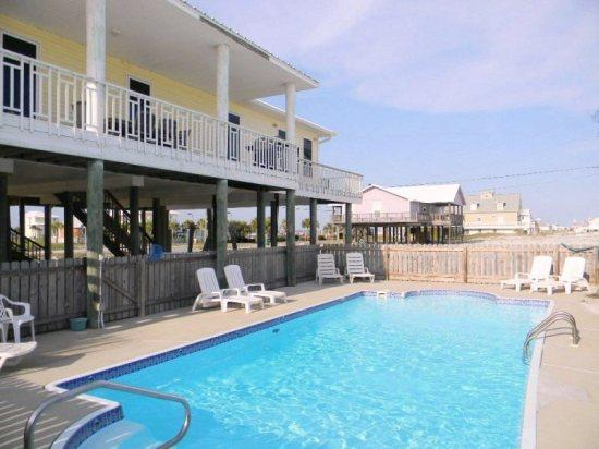 White Sands House on Navarre Beach with Private Swimming Pool - White Sands House with Private Swimming Pool - Navarre - rentals