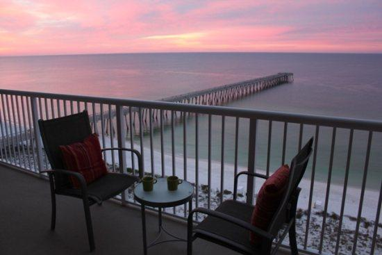 Gulf Front Sunrise - Summerwind Resort on Navarre Beach 1204C - Navarre - rentals